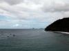 Malownicze wybrzeże Grenady