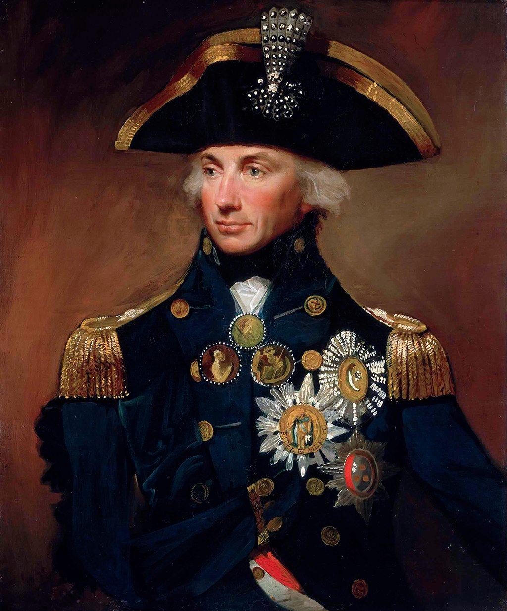 Admirał Horatio Nelson