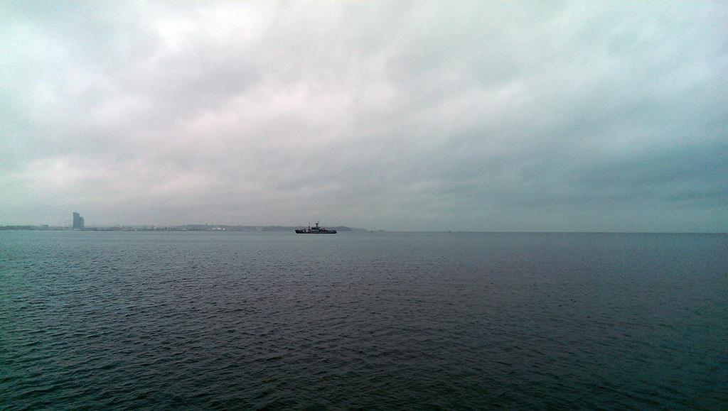 Widok na Gdynię