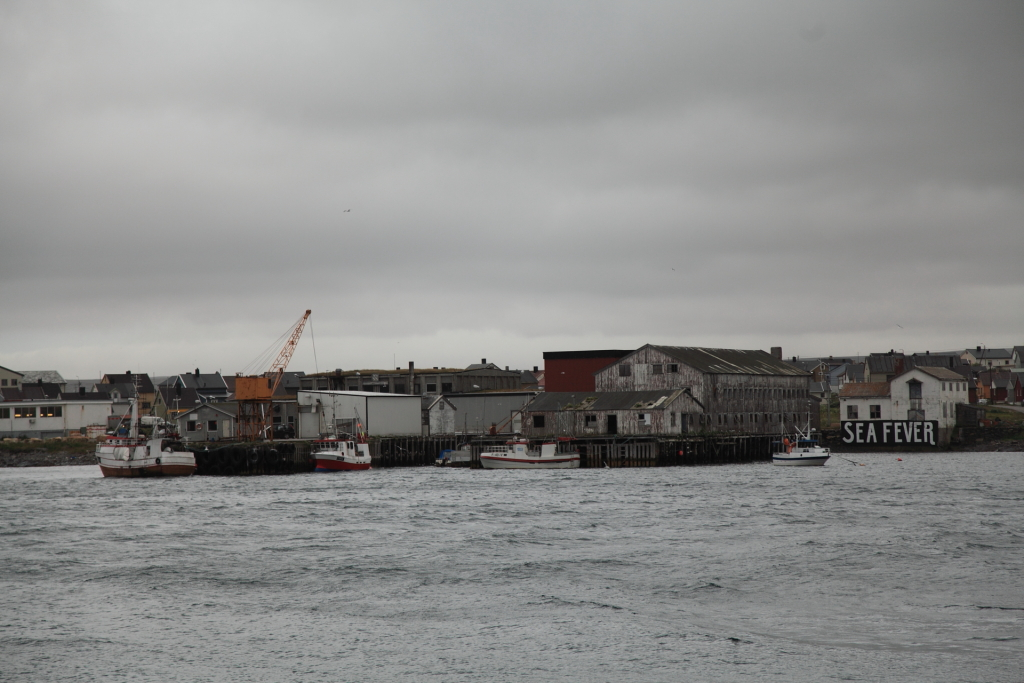 Vardø harbour