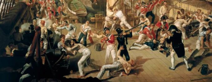 W destylarni rumu, czyli tapping the Admiral