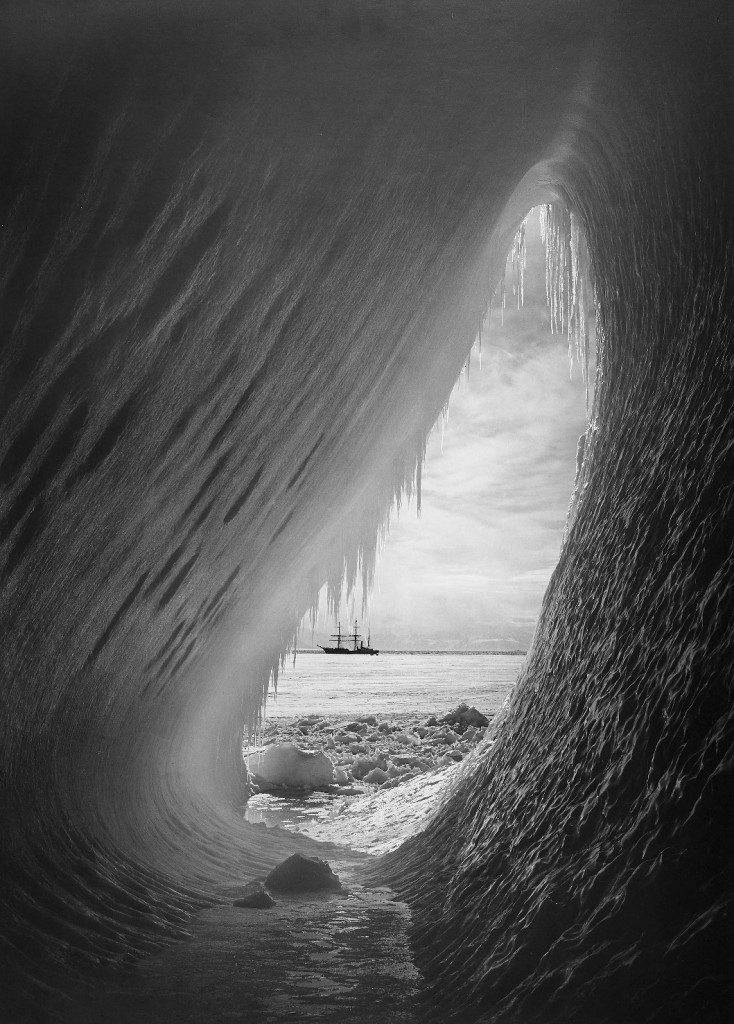 Herbert G. Pointig - Ice Grotto