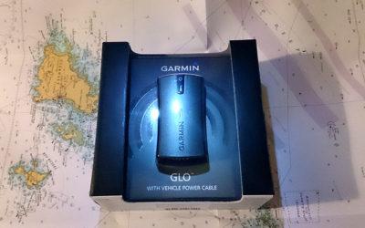 Unboxing Garmin GLO