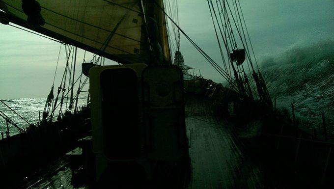 Osłona meteorologiczna dla żeglarzy