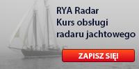 RYA Radar kurs obsługi radaru jachtowego