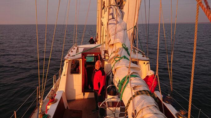 100h+ na jachcie powyżej 20m – wrzesień 2021 na Bałtyku