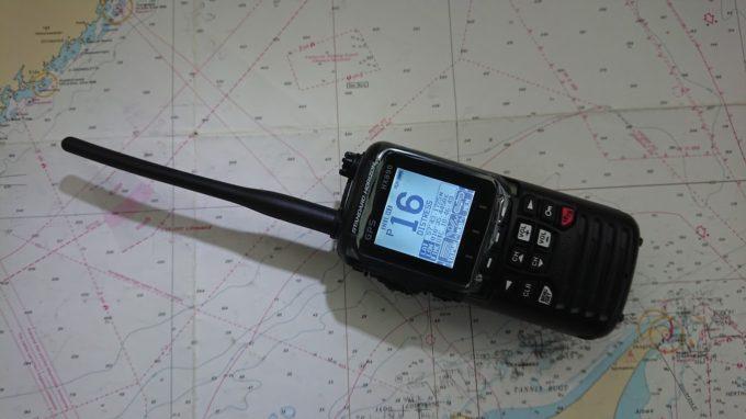 Standard Horizon HX890 nowy król morskich radiotelefonów ręcznych z DSC (i jak go dobrze kupić)!