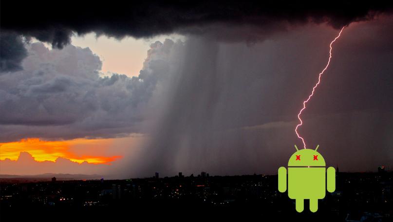Jakie aplikacje do czytania pogody warto mieć w telefonie (a jakich nie)? Wersja dla w zasadzie wszystkich.