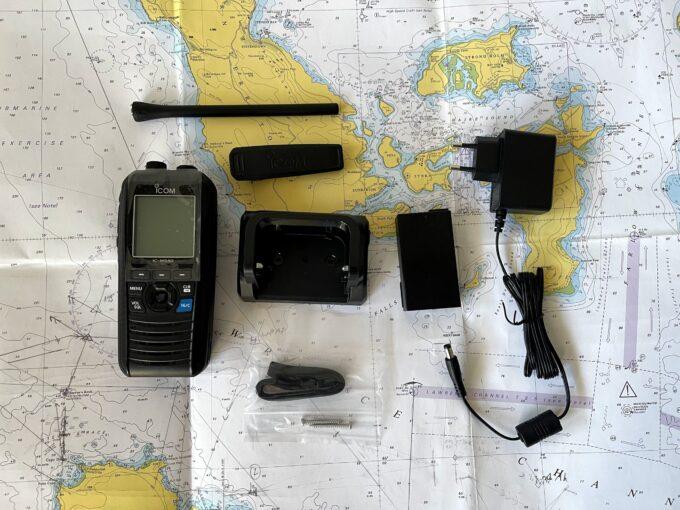 Icom M94D – E, nowy król radiotelefonów ręcznych? Hmm, tak, to zależy (recenzja)
