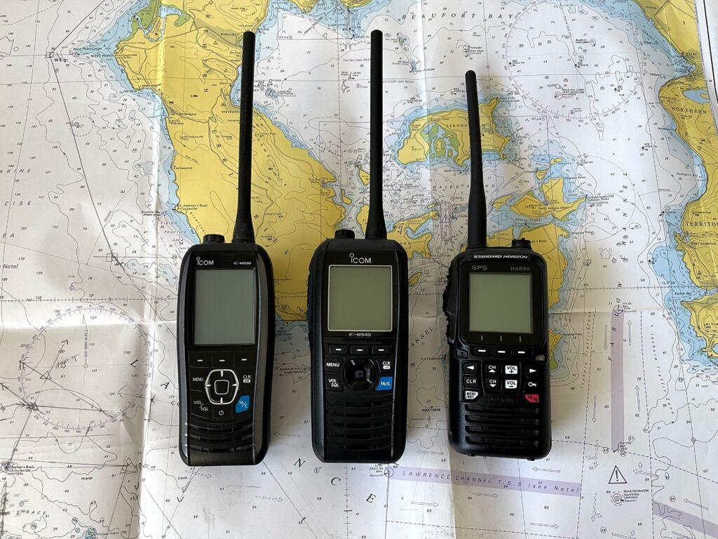 3 muszkieterowie M93D M94D i HX890